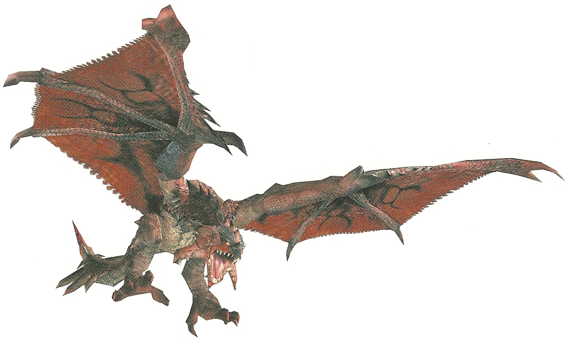 Rathalos | Monster Hunter Wiki | FANDOM powered by Wikia