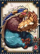 MHCM-Arzuros (King) Card 003