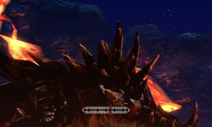MH4U-Akantor Spikes Break 002