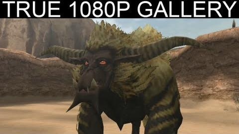 26 - The Raging Rajang 1080p ラージャン - Monster Hunter Freedom Unite Gallery MHFU