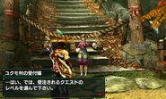MHGen-Yukumo Village Screenshot 005