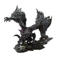 Capcom Figure Builder Creator's Model Gore Magala 001