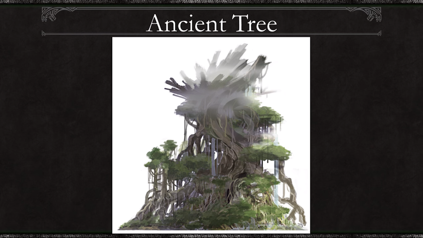 MHW-Ancient Forest Concept Art 001