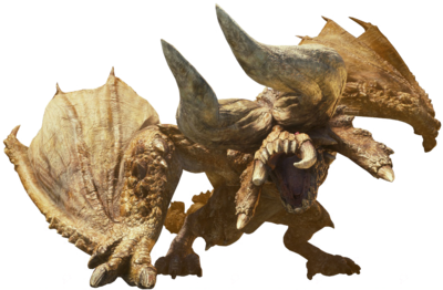 Diablos Monster Hunter Wiki Fandom Powered By Wikia