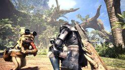 MHW-Gameplay Screenshot 009