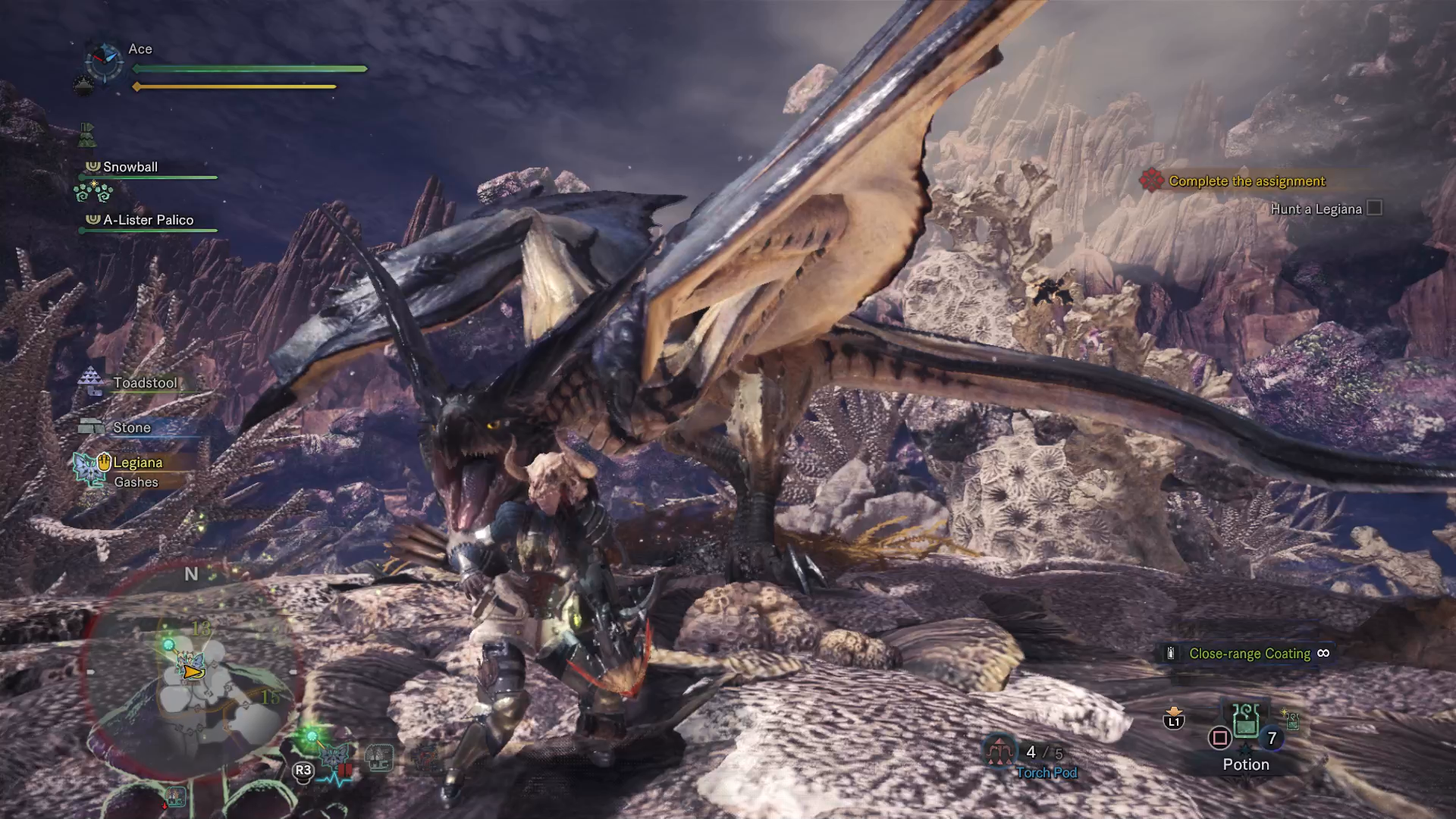 Legiana Photo Gallery Monster Hunter Wiki Fandom