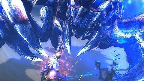 【MHF-Z】結晶炸裂!『辿異種アクラ・ヴァシム』極ノ型ランスで討伐!【辿異クエスト】【モンハンフロンティアZ】