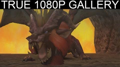 25 - Emperor of Flame 1080p Teostra テオ・テスカトル - Monster Hunter Freedom Unite Gallery MHFU