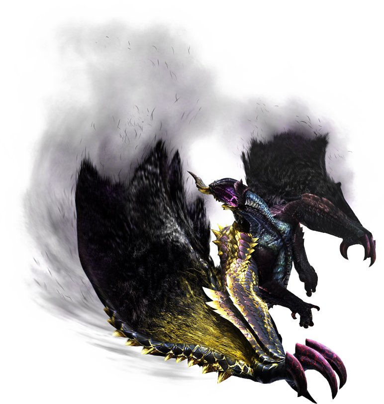 MH4U-Chaotic Gore Magala Render 001.png