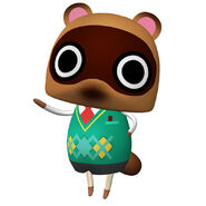 MHDFVDX-Animal Crossing Collaboration Render 001