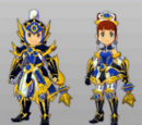 Star Rebirth Armor (MHST)
