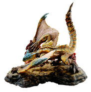 Capcom Figure Builder Creator's Model Tigrex 004