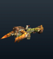 MH4U-Relic Light Bowgun 004 Render 003