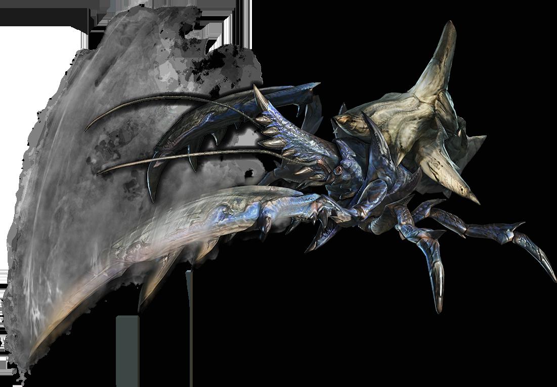 Shogun Ceanataur   Monster Hunter Wiki   Fandom
