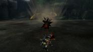 MHP3-Green Nargacuga Screenshot 006