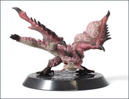 Capcom Figure Builder Volume 6 Pink Rathian
