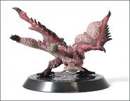 Capcom Figure Builder Volume 6 Pink Rathian