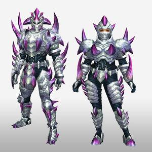 FrontierGen-Divol Armor 002 (Both) (Front) Render