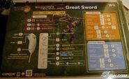 Great sword controls