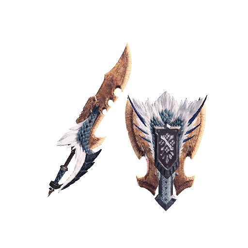 MHW-Charge Blade Render 021