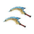 MH4-Dual Blades Render 015