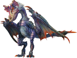 MHO-One-Eared Yian Garuga Render 002