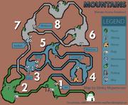 Monster hunter freedom 2 mountains
