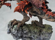 Capcom Figure Builder Creator's Model Rathalos 007