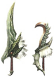 FrontierGen-Dual Blades 018 Low Quality Render 001