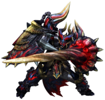 MHXX-Lance Equipment Render 001
