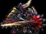 MHGU: G Rank Blademaster Armor