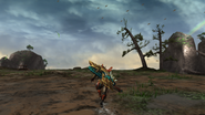 MHP3-Sacred Pinnacle Screenshot 008