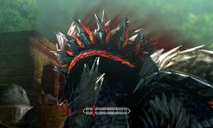 MH4U-Stygian Zinogre Back Break 001