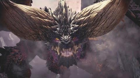 Monster Hunter World Nergigante Boss Fight 22 (Solo Hammer)