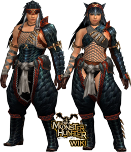 Nargacuga Equipment Monster Hunter Wiki Fandom Powered By Wikia
