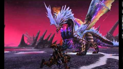 MHF-G 熾凍龍ディスフィロア 第三形態 戦闘BGM