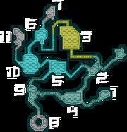 MHFU-Old Swamp Map