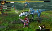MH4U-Kirin and Velocidrome Screenshot 001