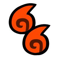 File:Status Effect-Severe Fireblight MH4 Icon.png