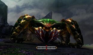 MH4U-Seltas Queen Claws Break 001