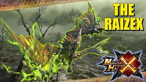 Monster Hunter Generations (X) The Astalos! (Raizex)