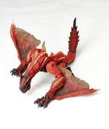 Revoltech-Molten Tigrex Figure 006
