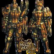 Barroth-Gunner