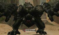 MH4U-Black Diablos Horns Break 003