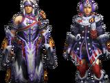 MH4U: G-rank Gunner Armor