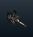 MH4U-Relic Hammer 006 Render 004