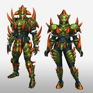 FrontierGen-Divol Armor 008 (Both) (Front) Render