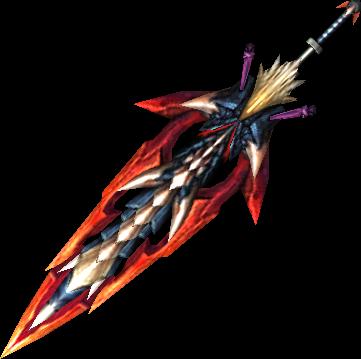 MH3U-Great Sword Render 017