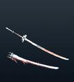 MH4U-Relic Long Sword 001 Render 001
