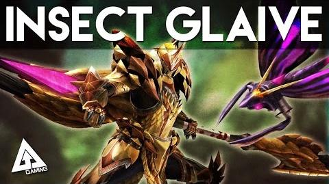 Monster Hunter 4 Ultimate Insect Glaive Tutorial (Insect Staff)
